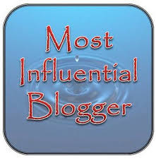 Most Influential blog award Wendell