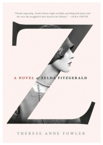 Zelda Fitzgerald Novel