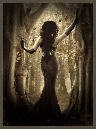 Farther Away by LadyDarkRaven deviantart